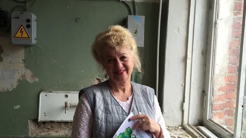 Старт ремонта школьной мастерской в Ситне-Щелканово