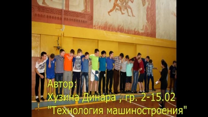 Визитка сборной команды металлообработка часть 1, Профи шоу 2018