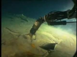 Обследование атомной подводной лодки Комсомолец. На глубине 1700 м. 1988-1989 г. Видео с глубоководных аппаратов Мир-1 и Мир-2.