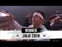 Battle Of The Year 2018   Final: Jinjo Crew (KR) vs. Found Nation (JP)