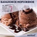 Мороженое из банана и какао: сладкая радость для фигуры