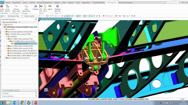 NX Topology Optimisation Webinar - Explore Generative Design