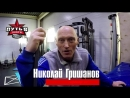 Егор Рыков из ХК СКА на сборах у Николая Гришанова