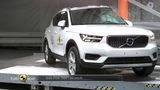 Euro NCAP Crash Test of Volvo XC40