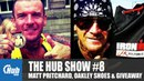 The Hub Show 8 Matt Pritchard Oakley shoes a giveaway