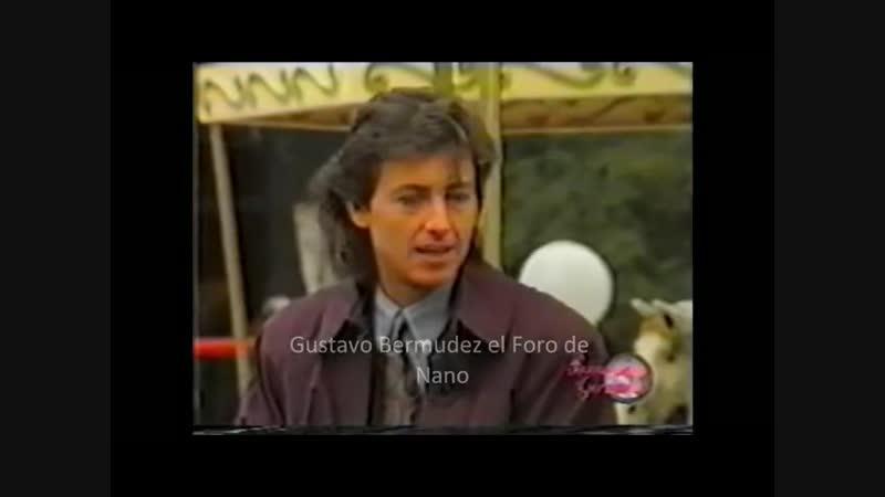 INTERVISTA A GUSTAVO DA FABRIZIA CARMINATI