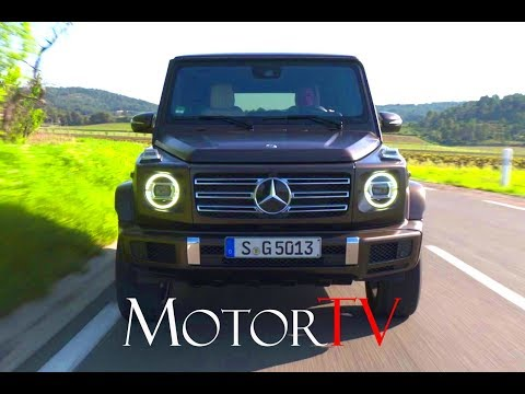 ALL NEW 2019 MERCEDES-BENZ G CLASS (G 500 V8 ) l EXTERIOR l INTERIOR l DRIVING