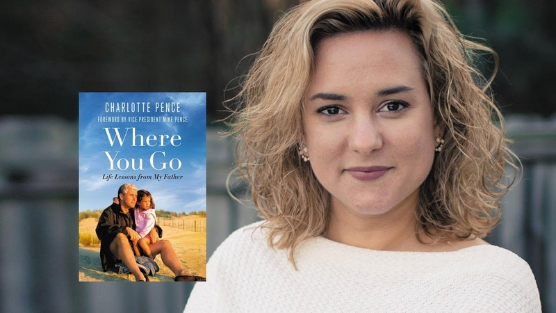 Charlotte Pence's Life Lessons From The Vice President