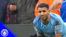 Mahrez Performance vs Everton HD 15 12 2018