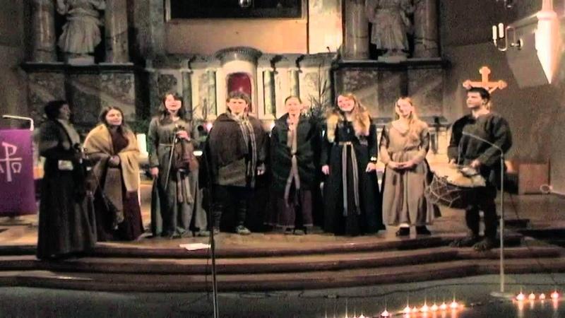 OBELIJA - Atbėga alnis (Advento dainos)