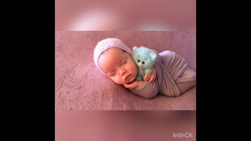 Фотосессия новорожденной двойни.