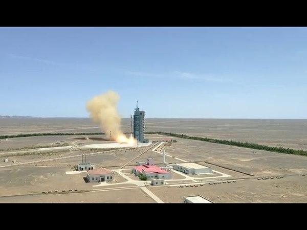 中国航天 - 高分专项高分六号卫星成功发射