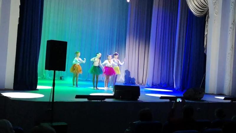 Танцевальный коллектив Экситон