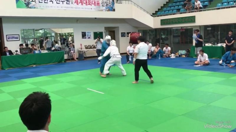 실전가라데 격투가라데 MMA KARATE UFC 종합격투기 Daidojuku karate kudo flght 003 004