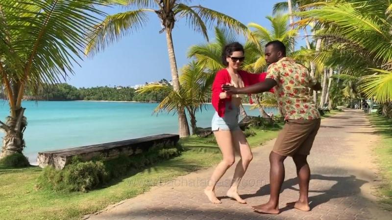 Bailando Linda Bachata-Edwin y Dakota La Rep. Dominicana