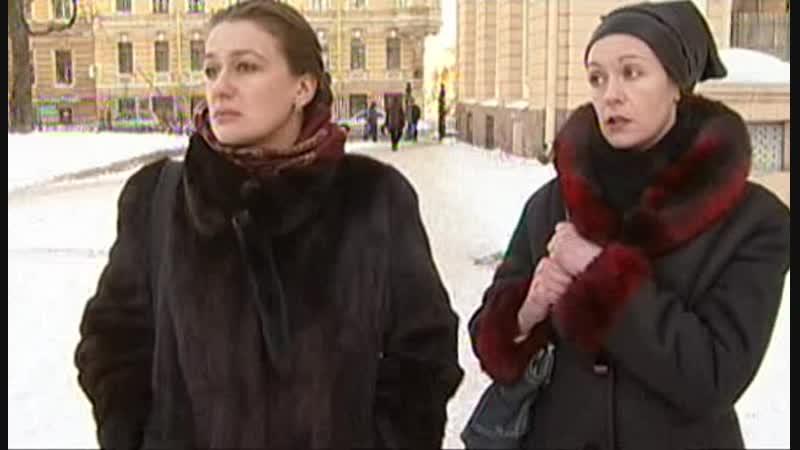 «Опера-2. Хроники убойного отдела» (2006), фильм 2 «Родная кровь».Эпизод Оксаны Базилевич