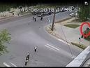 Фургон задавил пешехода насмерть