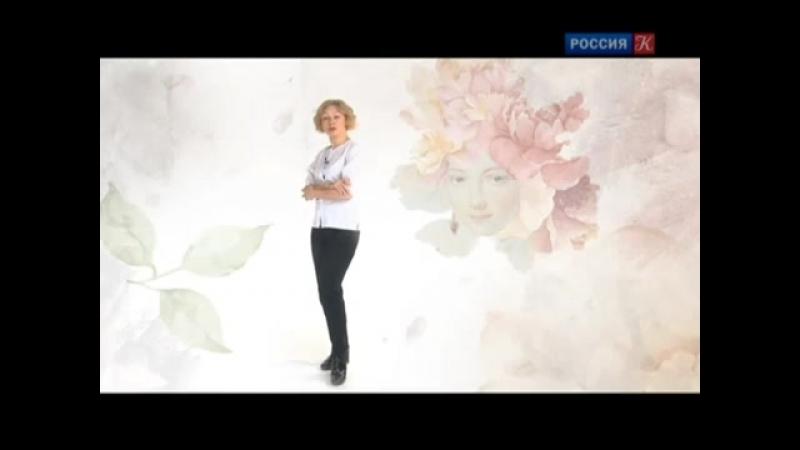 Алена Бабенко читает стихотворение Михаила Лермонтова