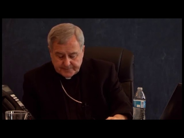 St. Louis Archbishop Didn't Know Sex With Children Was a Crime