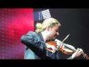 12_David Garrett - Paradise - Coldplay - Hannover 18.10.2014