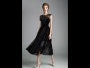 Evening dress Rose in Night by Bellezza e Lusso