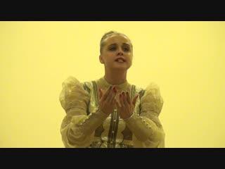 Анастасия Карасева, 11.12.2018, Концерт класса В.А.Бурлакова