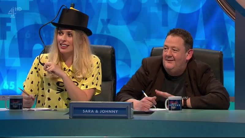 8 out of 10 Cats does Countdown S09E03 (10.03.2016)