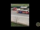 Троллейбус быстрей езжай визит путина в дагестан