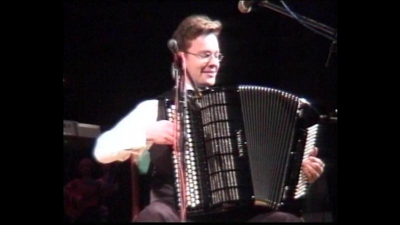 Нон стоп квартет первое выступление на Зимнем Грушинском фестивале в Самаре. 2000г. часть 2