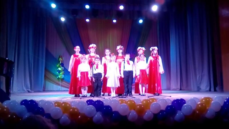 концерт к Дню Жен Мироносиц