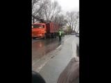 Авария на Ишимской.
