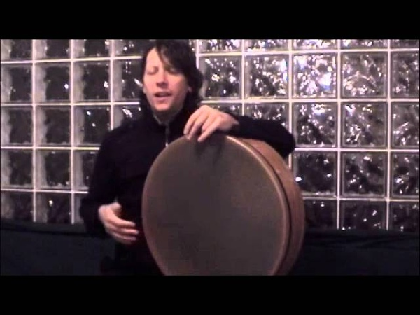 Frame Drum Solo for the People of Japan by Shane Shanahan