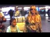 Heidi Klum Back In LA After Enjoying Cabo With 'Wonderful' Beau Tom Kaulitz