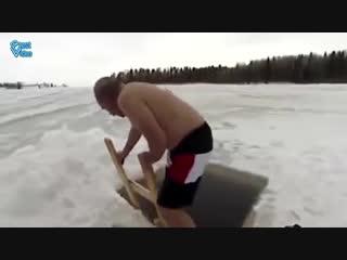 Коротко о купаниях на крещение