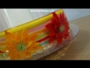 How To Make A Gelatin Art Cake