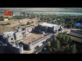 Музей, в котором можно покататься на танке, отроют под Ростовом