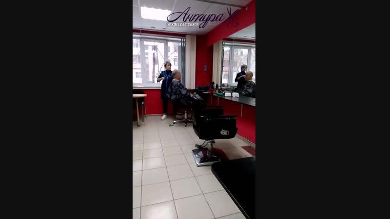 Салон-парикмахерская Антураж