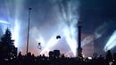 Лазерное шоу и фейерверк 7 июля 2018 г. в г.Тихвин на площади маршала Мерецкова