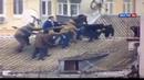Новости на Россия 24 Спецназовцы сняли Саакашвили с крыши дома в Киеве
