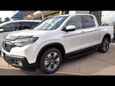 New 2016, 2017 Honda SUV, Honda Ridgeline RTL, White Diamond
