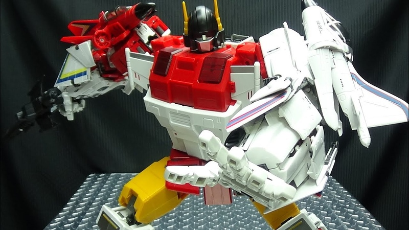Zeta Toys KRONOS (Superion): EmGo's Transformers Reviews N' Stuff