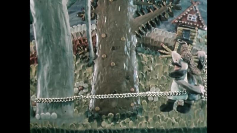 Мультфильм Пластилиновая ворона 1981