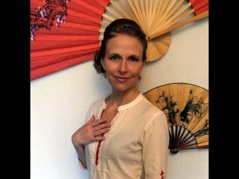 Мария Чевгуз - Обучение холистическому интуитивному массажу Позы на животе, на боку, на спине