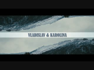 Владислав & Каролина   Боровое 23/11/2018 Instagram