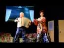 Фрагмент спектакля Поезд Одесса-мама. 16 сентября, театр Шевченко. Инфо и билеты на artist-bilet