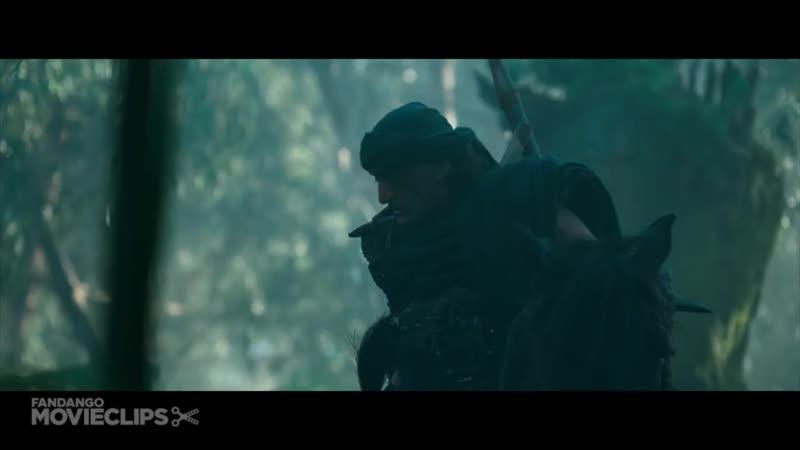 10,000 BC (3-10) Movie CLIP - Terror Bird Attack (2008) HD