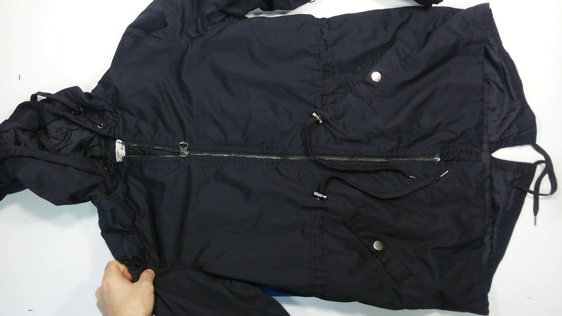 1904 Puffa W Extra Mix (15 kg) 2пак - куртки зима экстра Англия