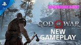 God of War - New Gameplay Trolls, Exploration, and More PS Underground