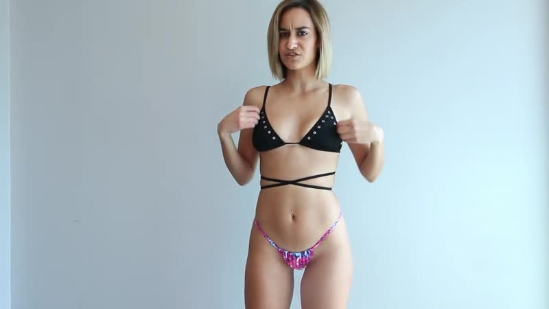 Sexy Bikini Haul Try On _ Bikini Collection _ Trying On Swimwear