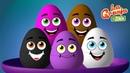 10 Huevos Sorpresa de Pollitos Pío de Colores en La Granja de Zenón La Granja de Zenón